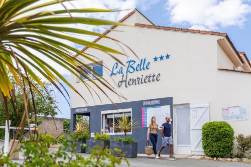 Camping La Belle Henriette - Photo 2