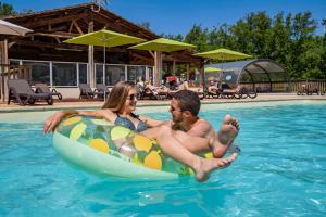 Camping Paradis Lou Castel - Photo 13